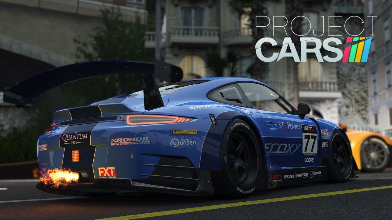 Gli sviluppatori di Project CARS vogliono il nostro feedback
