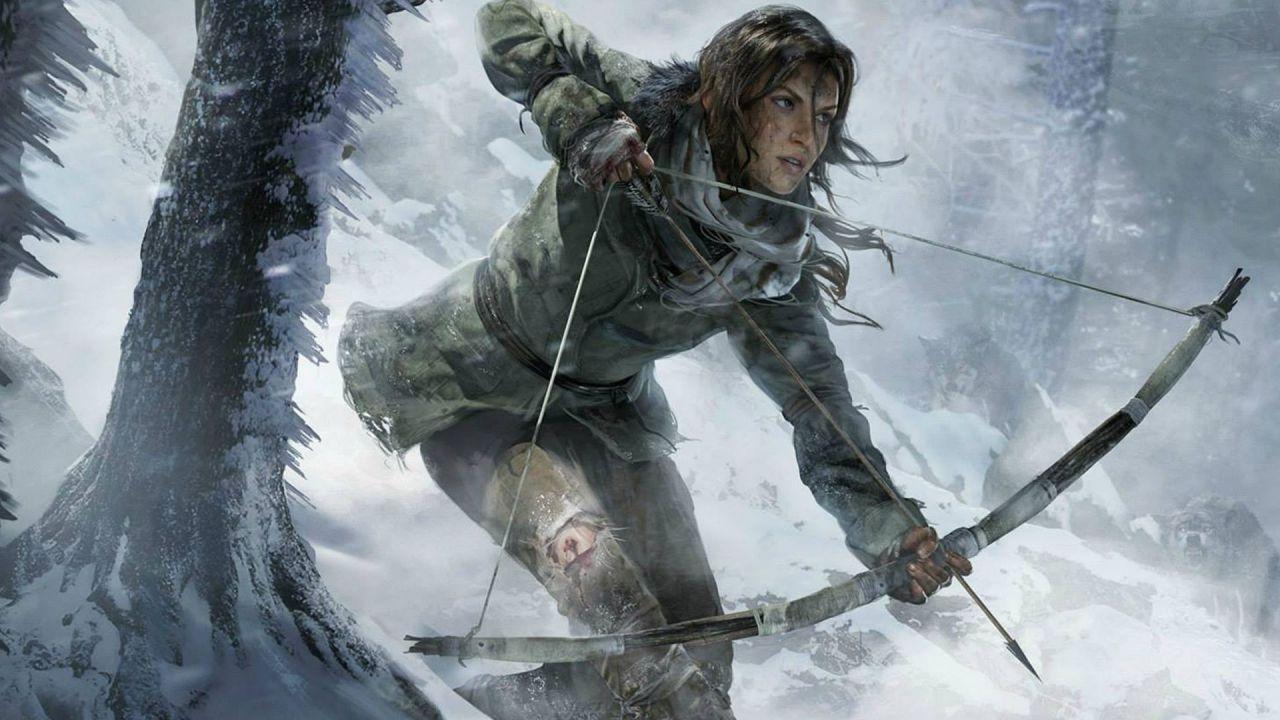 Gli sviluppatori di Rise of the Tomb Raider puntano ai 1080p e ai 30fps su Xbox One