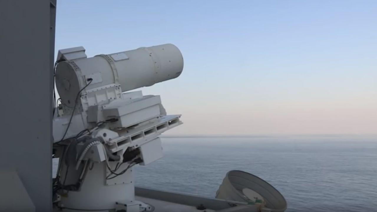 Gli USA stanno per produrre il cannone laser più potente della storia