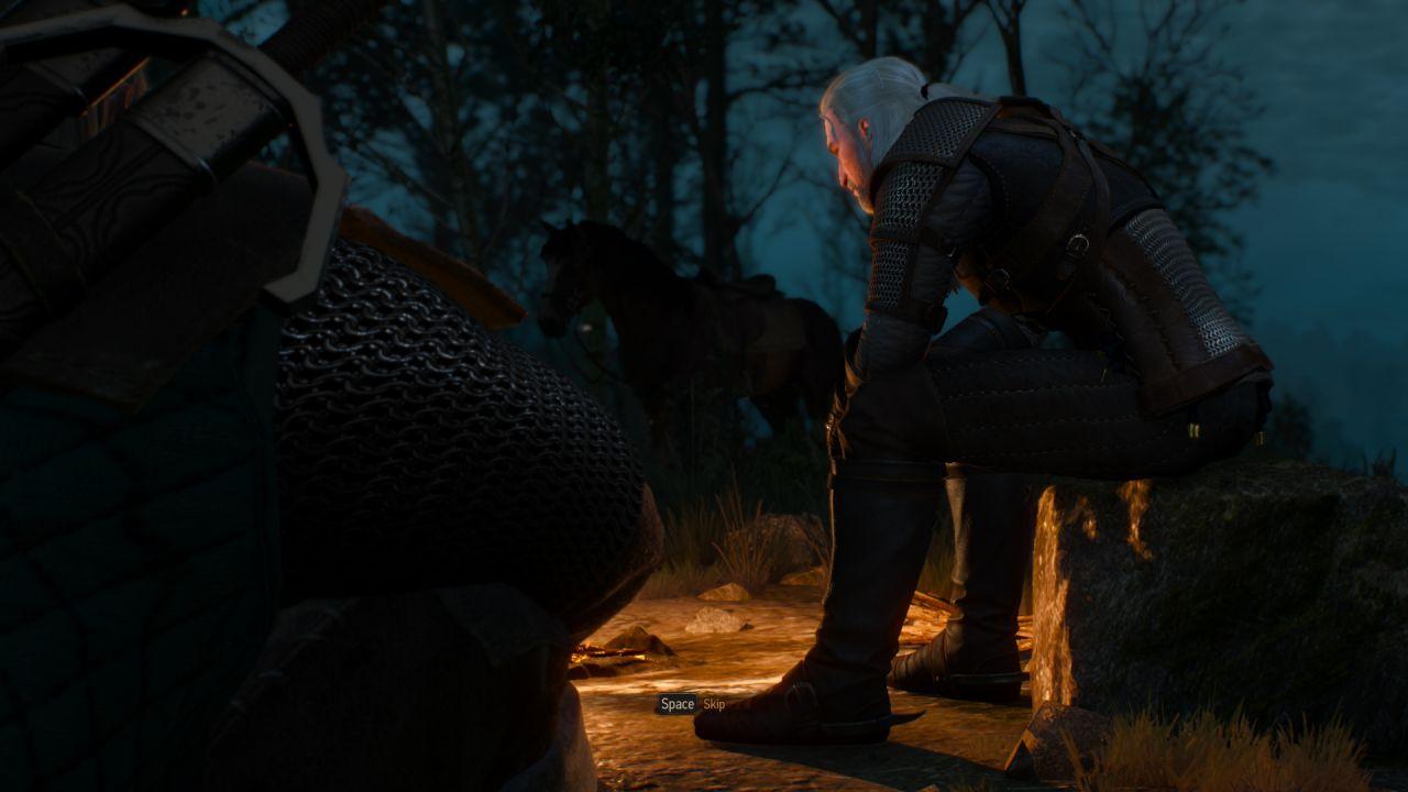 Gli utenti di The Witcher 3 Wild Hunt vorrebbero interagire di più con Triss