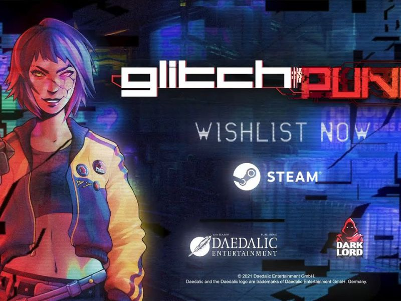 Glitchpunk: a new action game that is halfway between GTA 2 and Cyberpunk 2077
