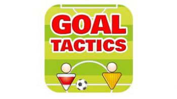 Goal Tactics disponibile da oggi su iPad