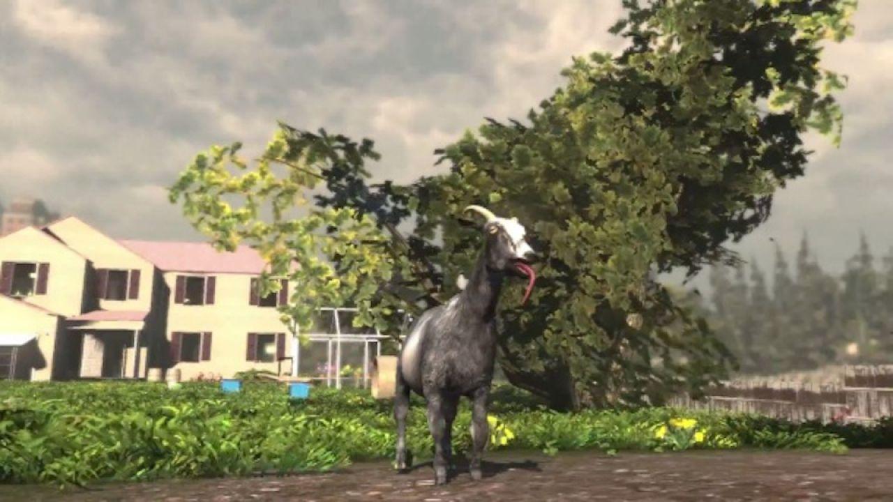 Goat Simulator: disponibile la patch 1.2 che aggiunge la modalità MMO