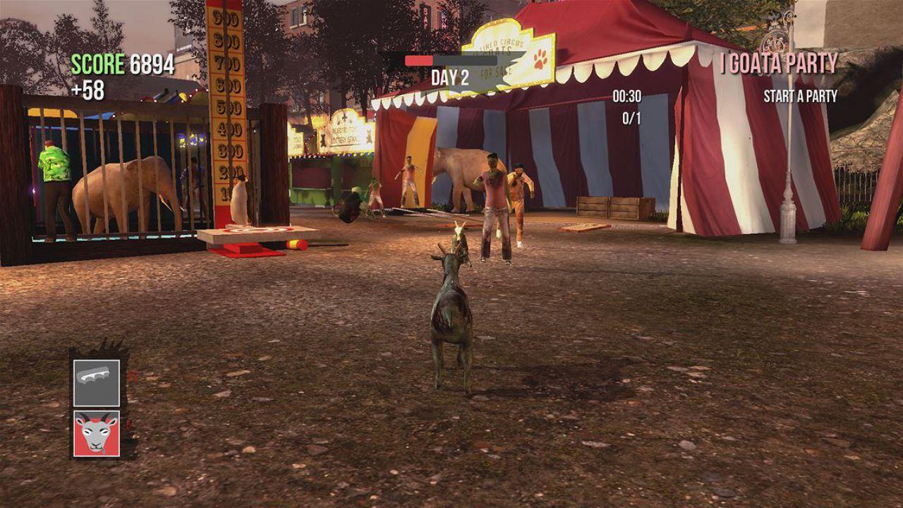 Goat Simulator Mmore Goatz Edition disponibile su Xbox One