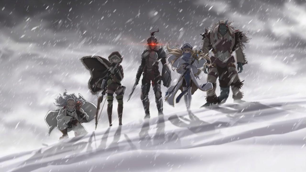 Goblin Slayer: spunta in rete una meravigliosa Key Visual del nuovo Goblin's Crown