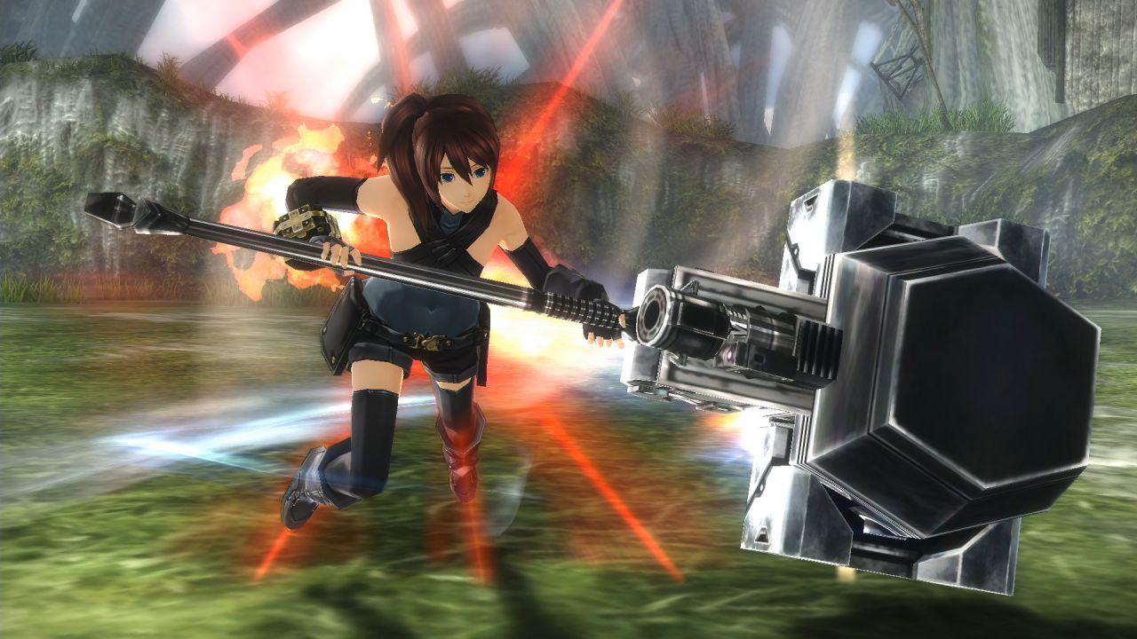God Eater 2: Rage Burst, dettagli e tante nuove immagini