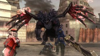 God Eater Resurrection: video gameplay dal Tokyo Game Show