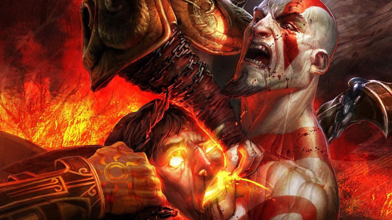 God of War 4: trapelano alcuni concept art che le mostrano ambientazioni e il nuovo look di Kratos