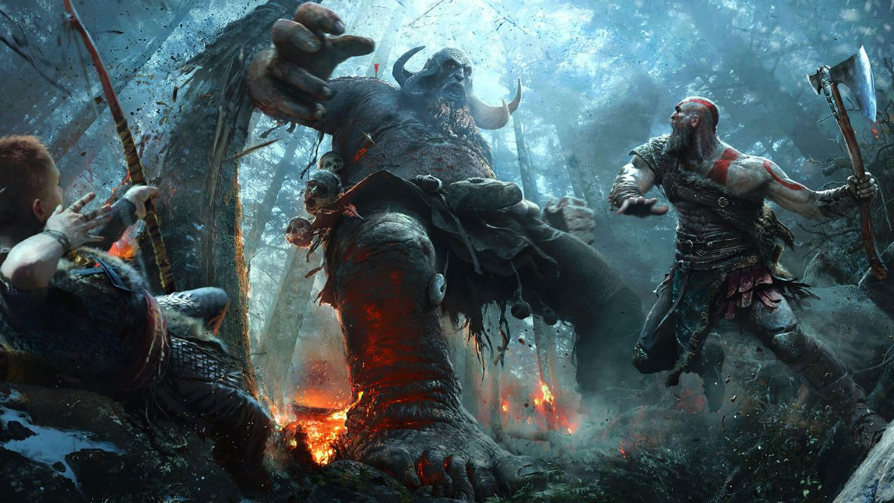 God of War: arrivano nuovi aggiornamenti sullo sviluppo