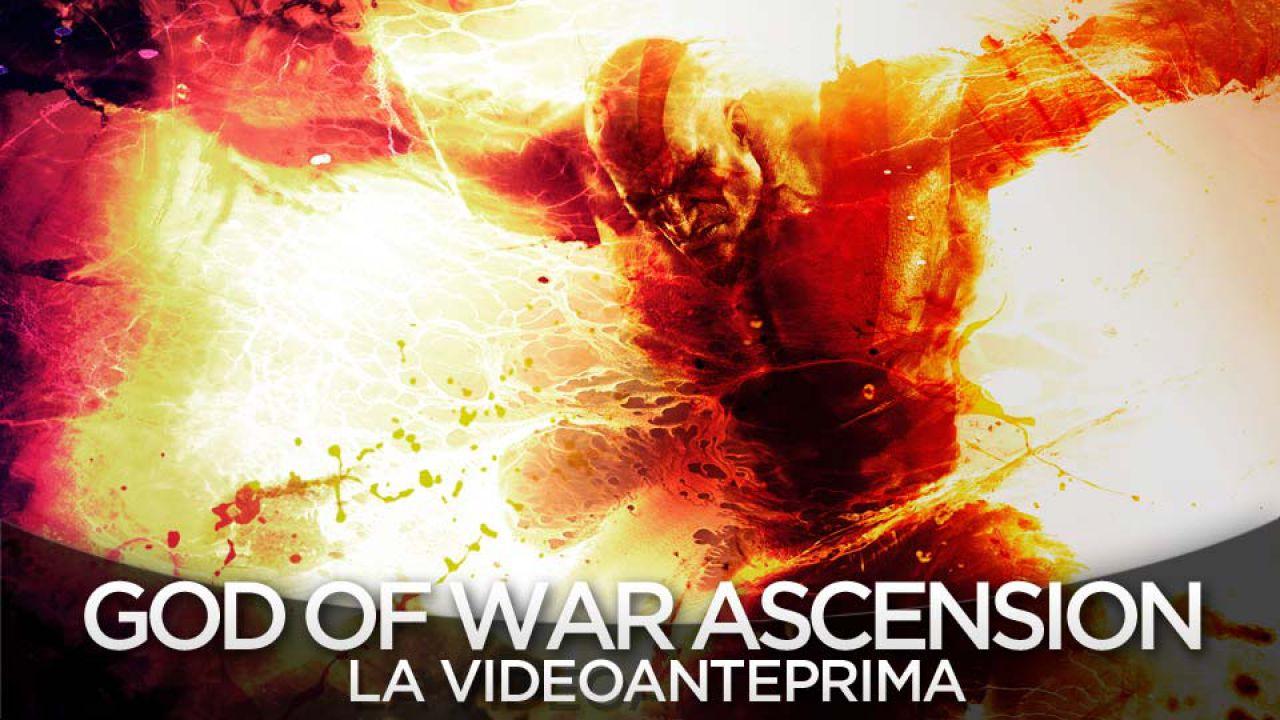 God of War Ascension: 11 armi per il multiplayer sbloccate fino al 7 Luglio.