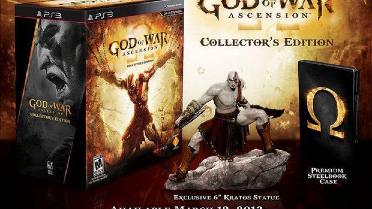 God of War Ascension: 30 minuti dalla campagna single-player