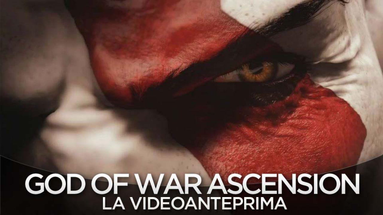 God of War: Ascension, dettagli dell'aggiornamento 1.04