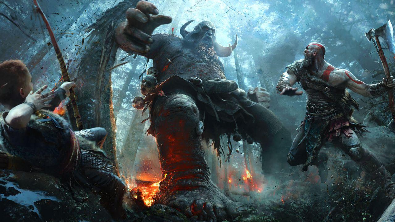 God of War: come parare, quando usare la Furia di Sparta e come salvare manualmente