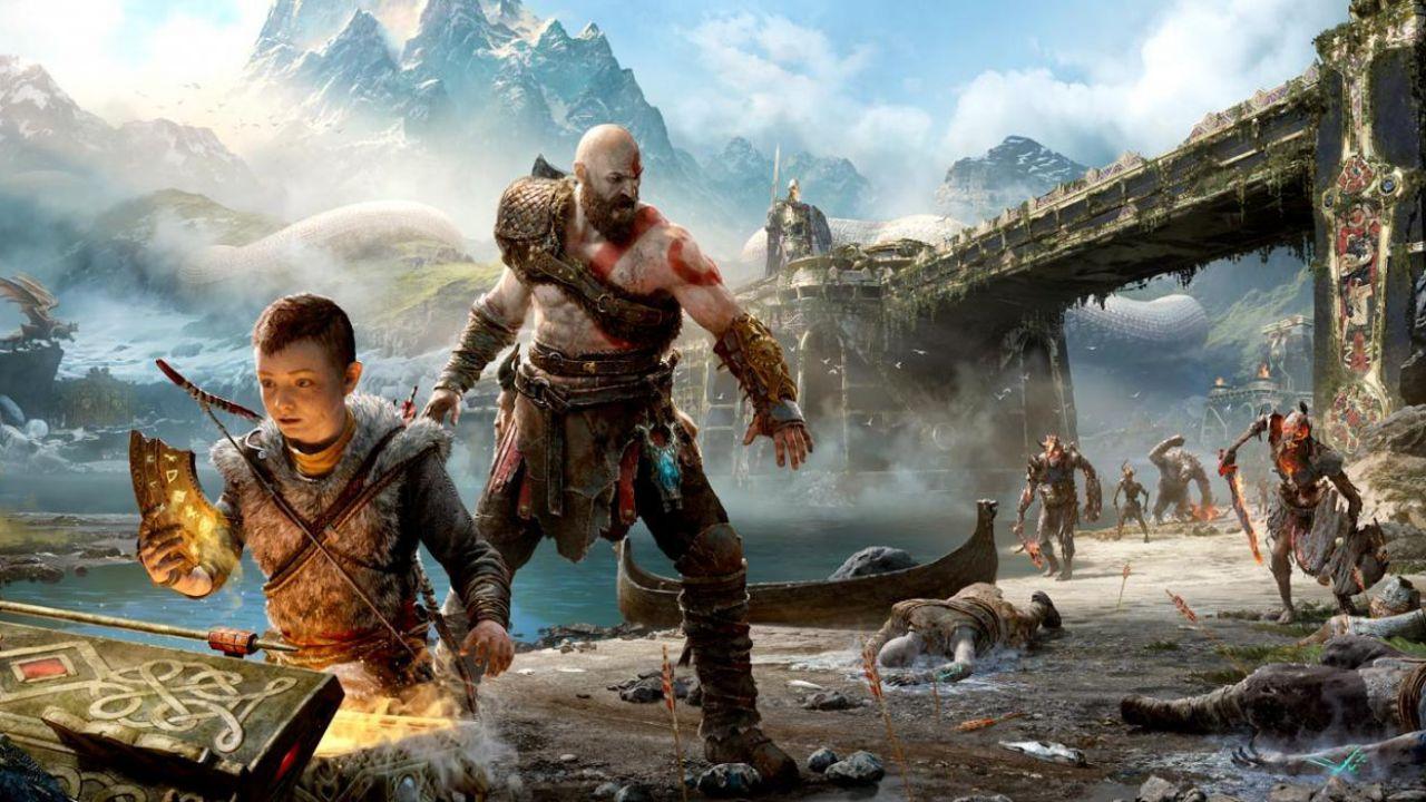 God of War e FF7 Remake: prime conferme sugli update per PS5