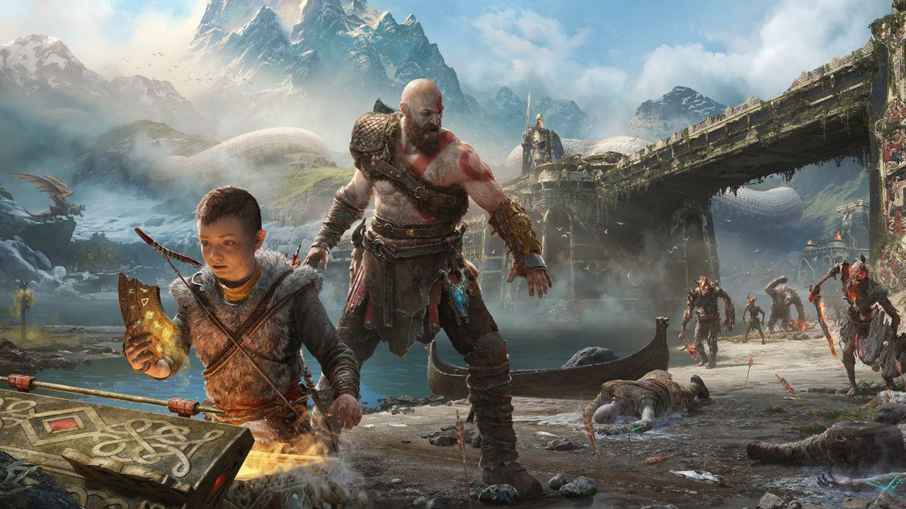 God of War: guida alla posizione di tutte le Mele di Idunn