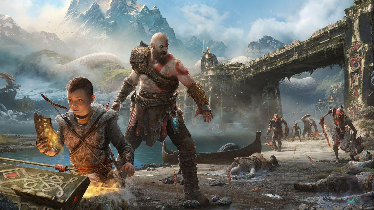 God of War e Horizon: vendite da record, quasi un miliardo di dollari d'incassi