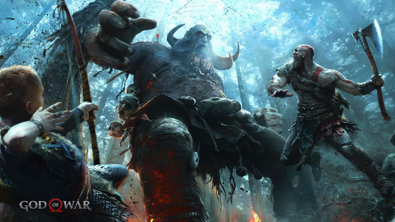 God of War per PlayStation 4 non avrà il multiplayer