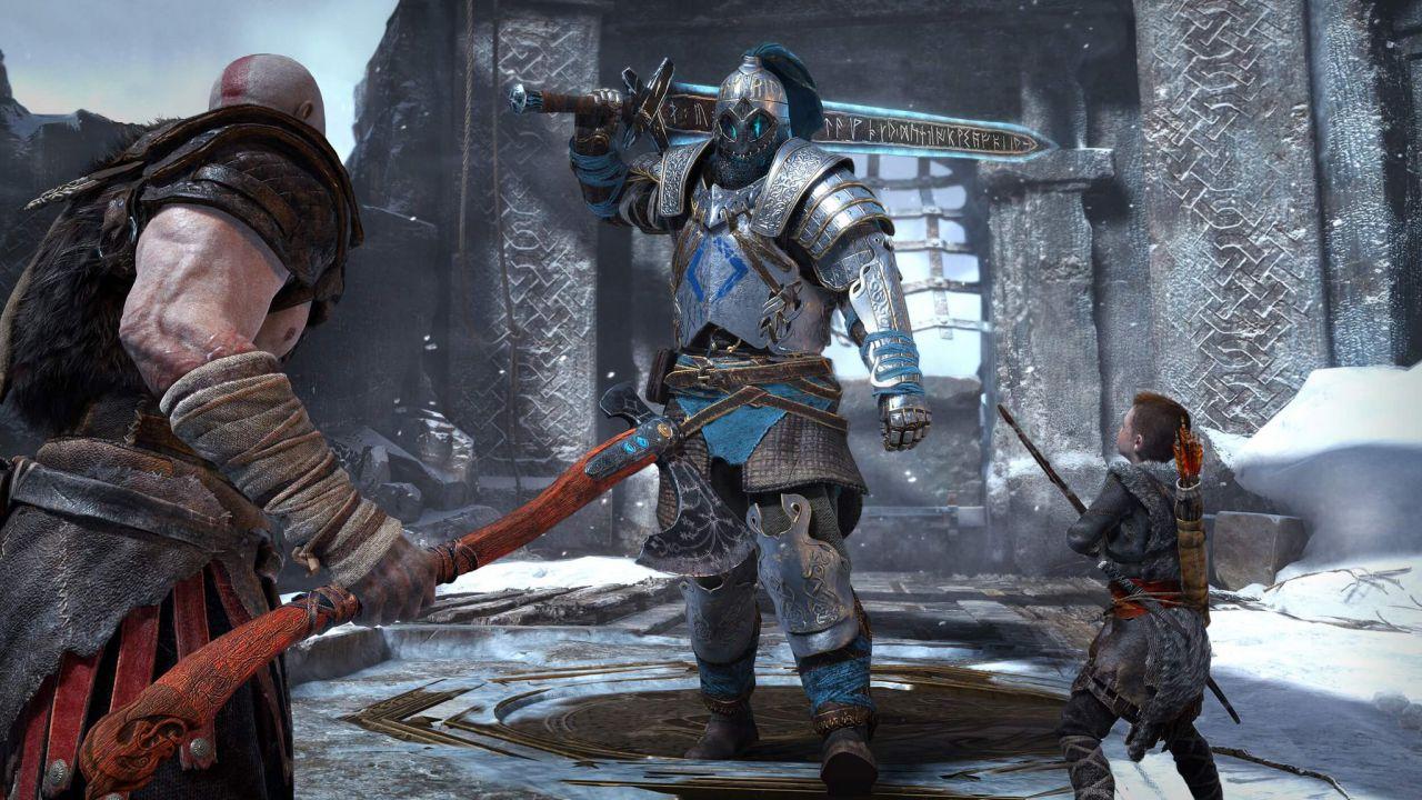 God of War per PlayStation 4: come guadagnare rapidamente Argento