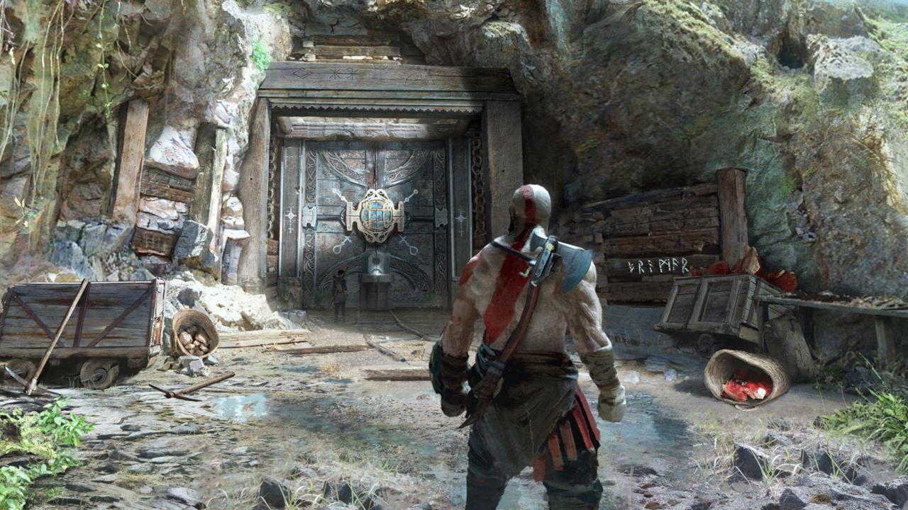 God of War per PS4: come aprire le Camere Nascoste