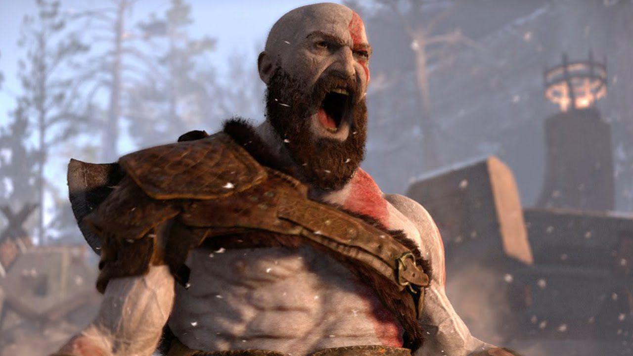God of War: le reazioni del pubblico alla comparsa di Kratos