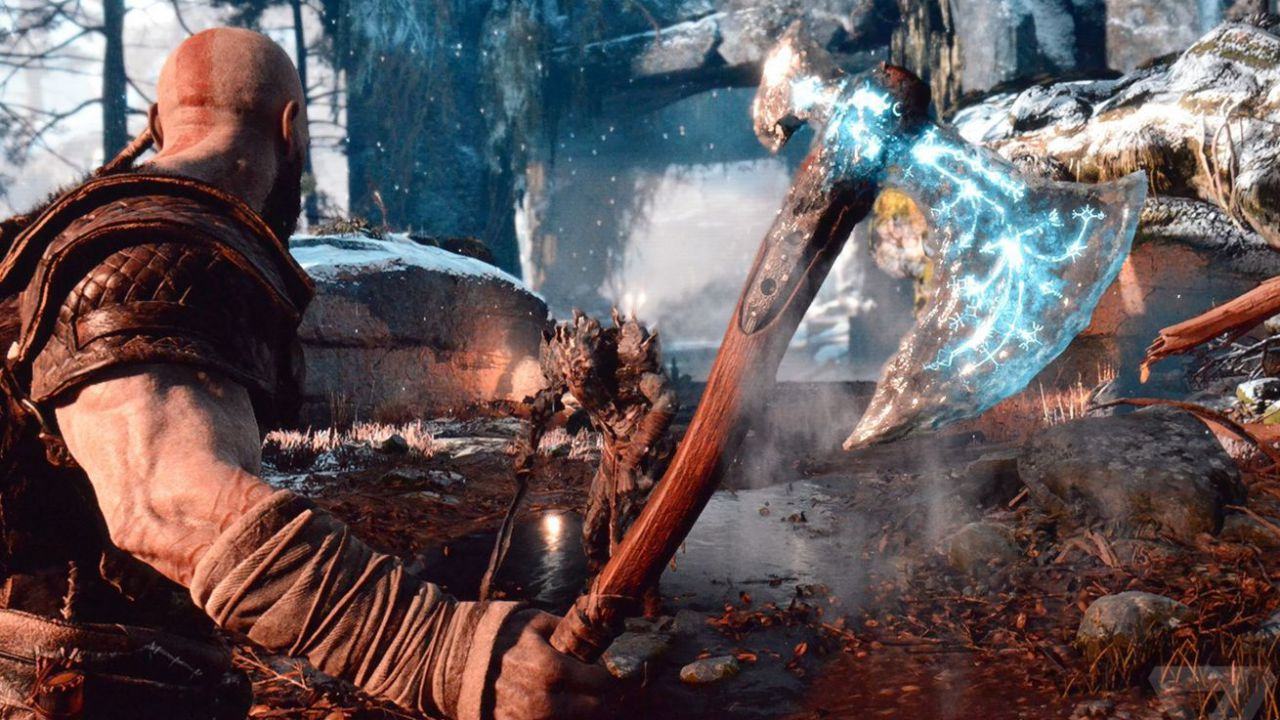 God of War si mostra in nuovi artwork