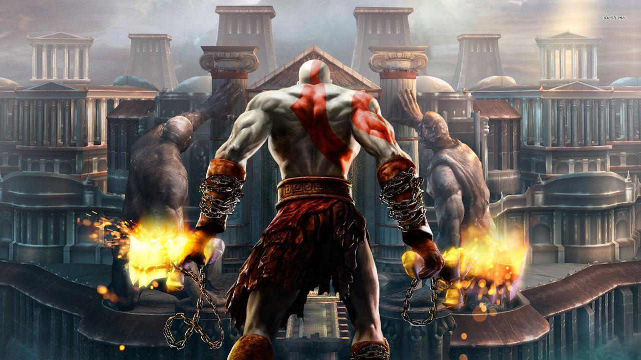 God of War: il vecchio Kratos si mostra sulla copertina di Fallen God, fumetto prequel