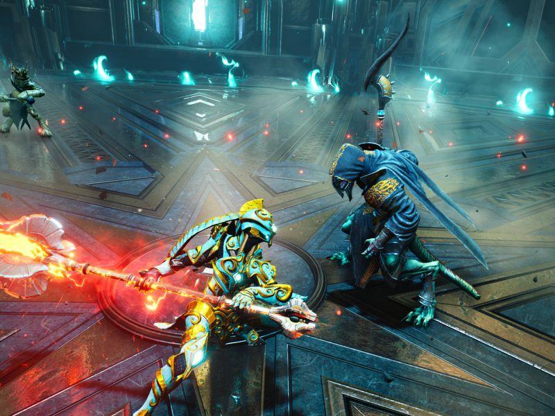 Godfall: how to get Dragonsteel resource to upgrade equipment