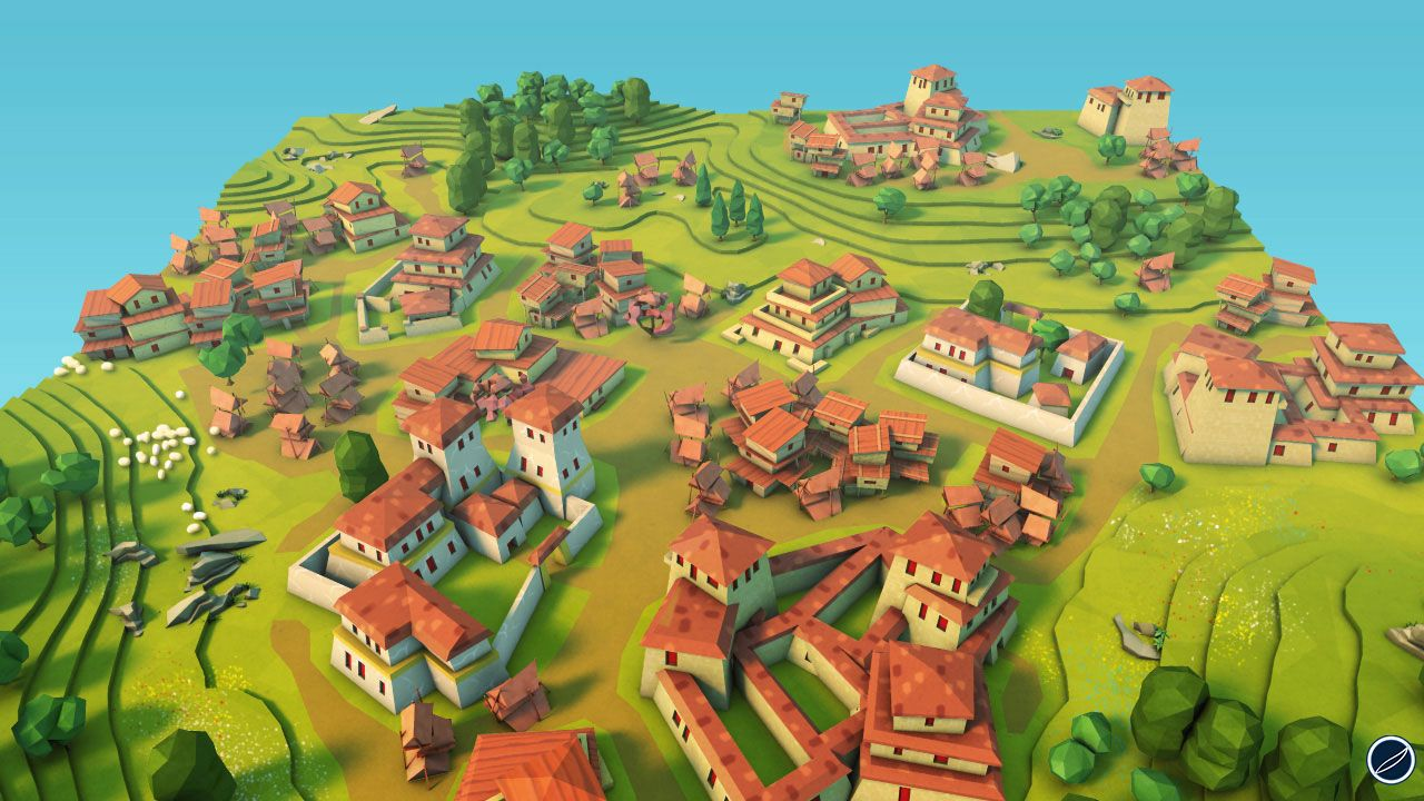 Godus disponibile su App Store