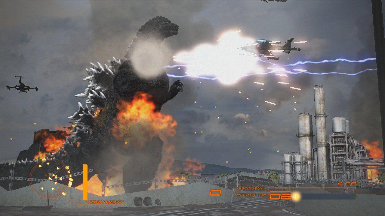 Godzilla: Bandai Namco conferma l'uscita in occidente