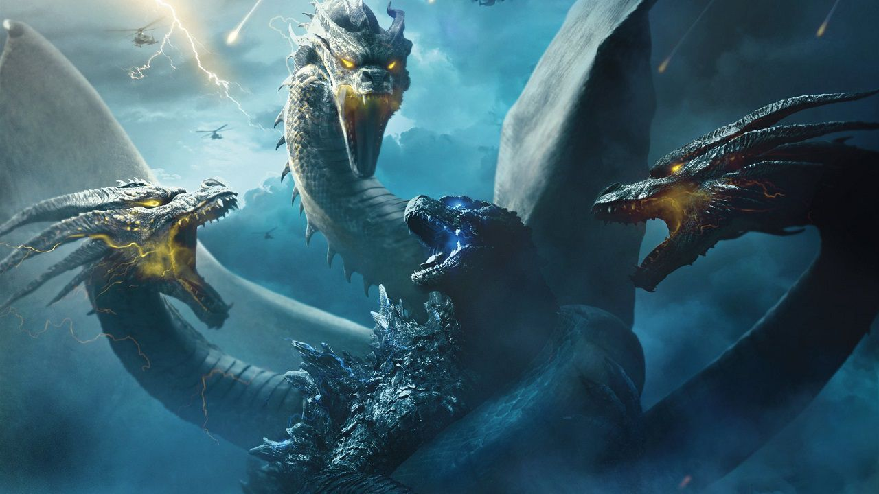 Godzilla II - King of the Monsters: ecco cosa si prova ad interpretare Ghidorah!