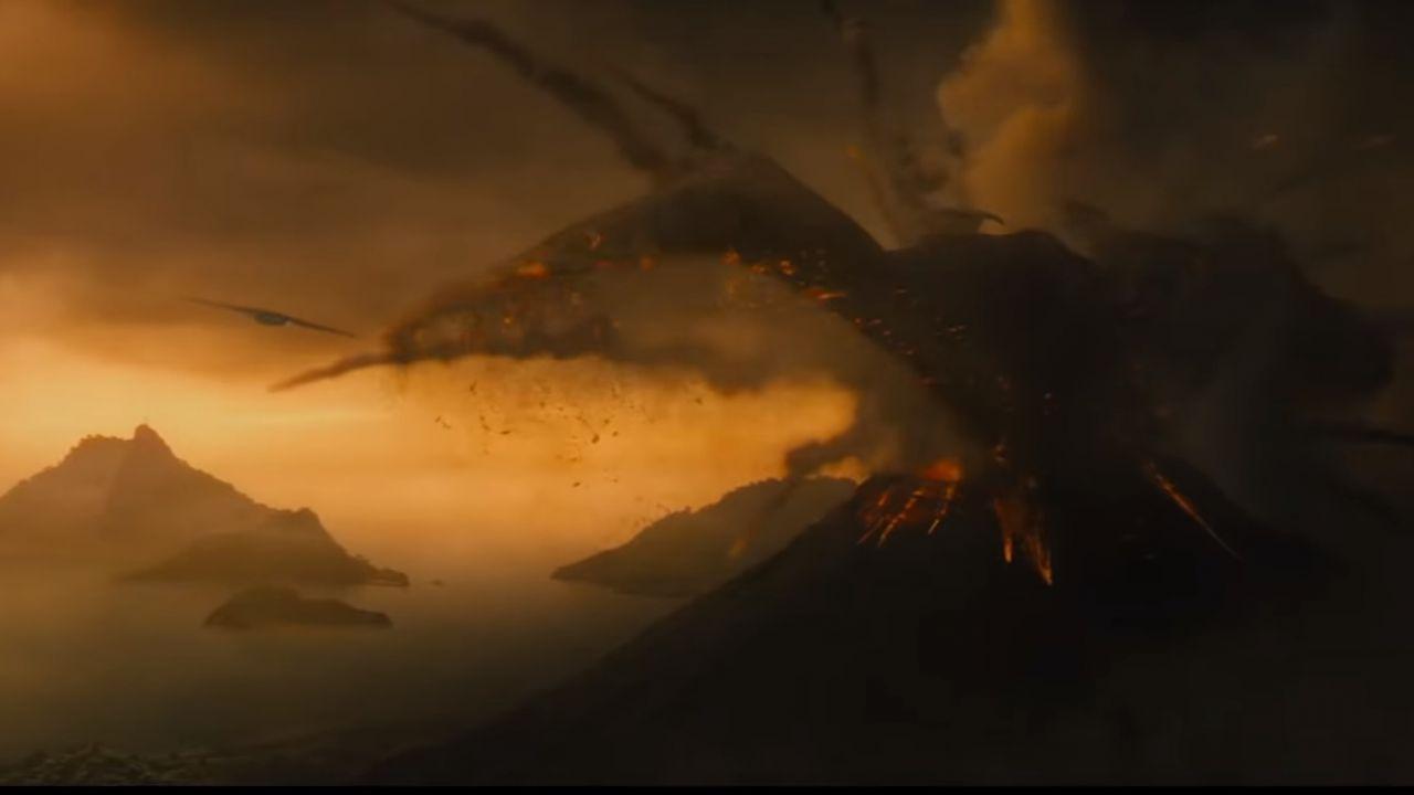 Godzilla: King of the Monsters e le ispirazioni per il design di Rodan