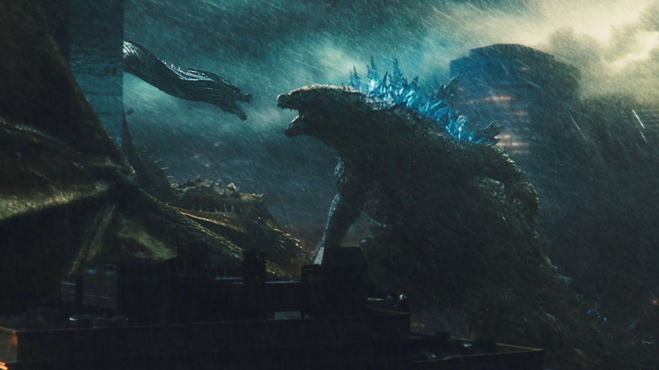 Godzilla: King of the Monsters, il titano Behemoth in un'immagine bestiale