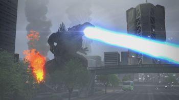 Godzilla The Video Game - Videoanteprima TGS 14