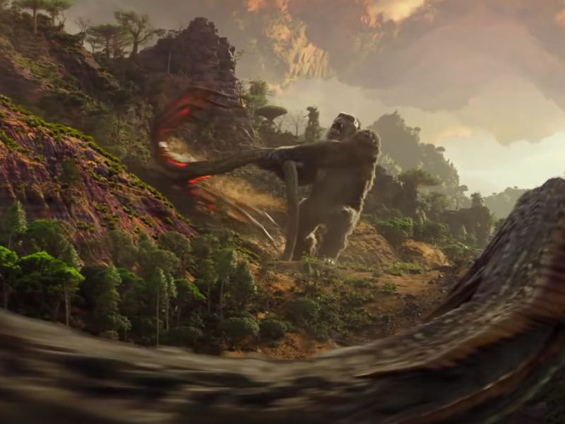 Godzilla vs Kong, ecco le cover di Art Adams dei fumetti prequel del film