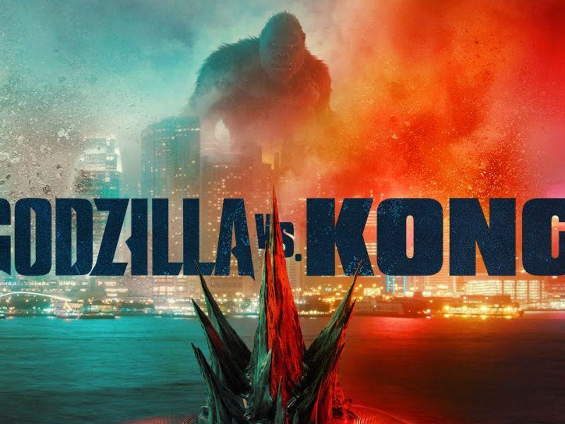 Godzilla vs. Kong, i due kaiju nei nuovi character poster per il film di Warner Bros.