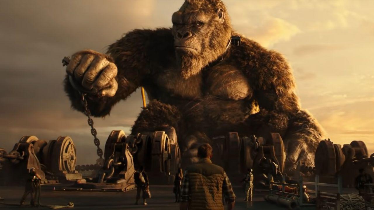 Godzilla vs Kong: una nuova spettacolare immagine dal kolossal mostra il re dei mostri