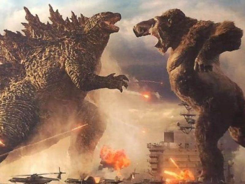 Godzilla vs Kong, nuovi dettagli sulla trama: saranno due film in uno!