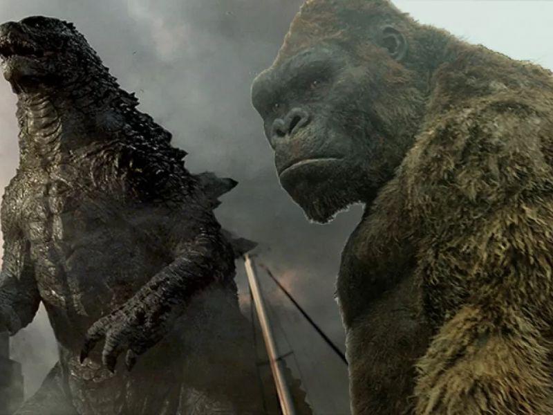 Godzilla vs Kong, il nuovo spot ci parla dell'antica rivalità tra i due mostri
