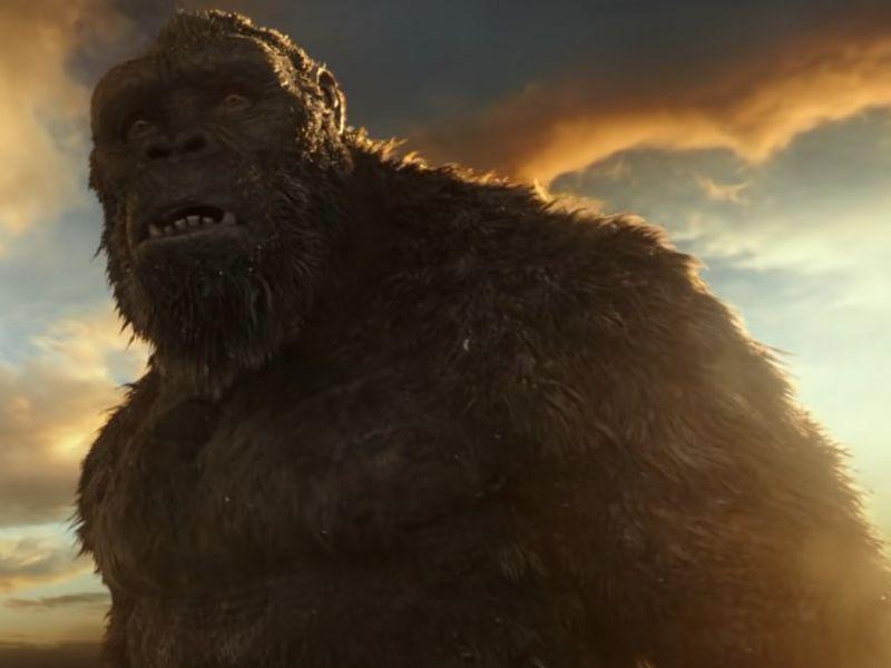 Godzilla vs Kong: scontro e distruzione nel nuovo spot tv del monster movie