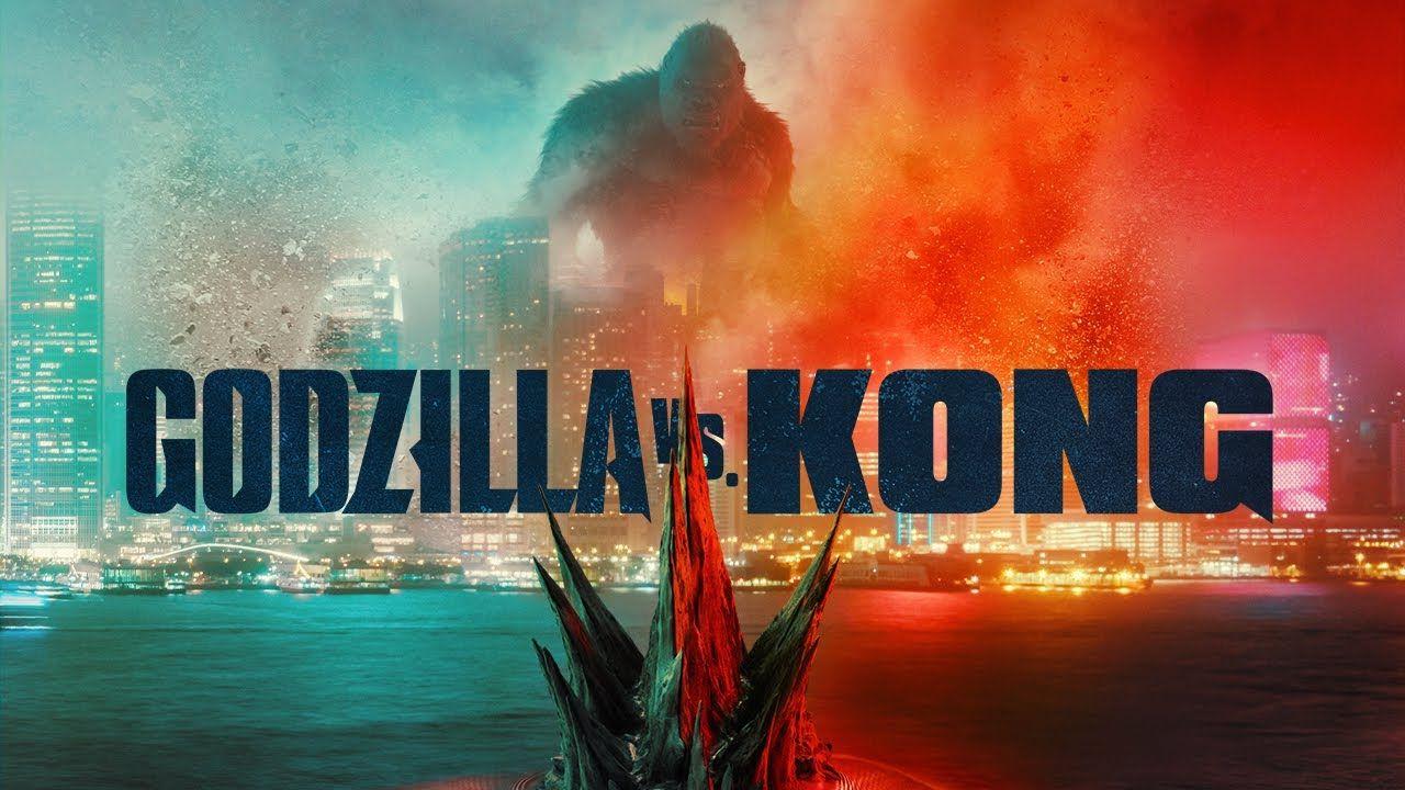 Godzilla vs Kong: lo scontro si sposta nell'oceano nel nuovo, spettacolare poster