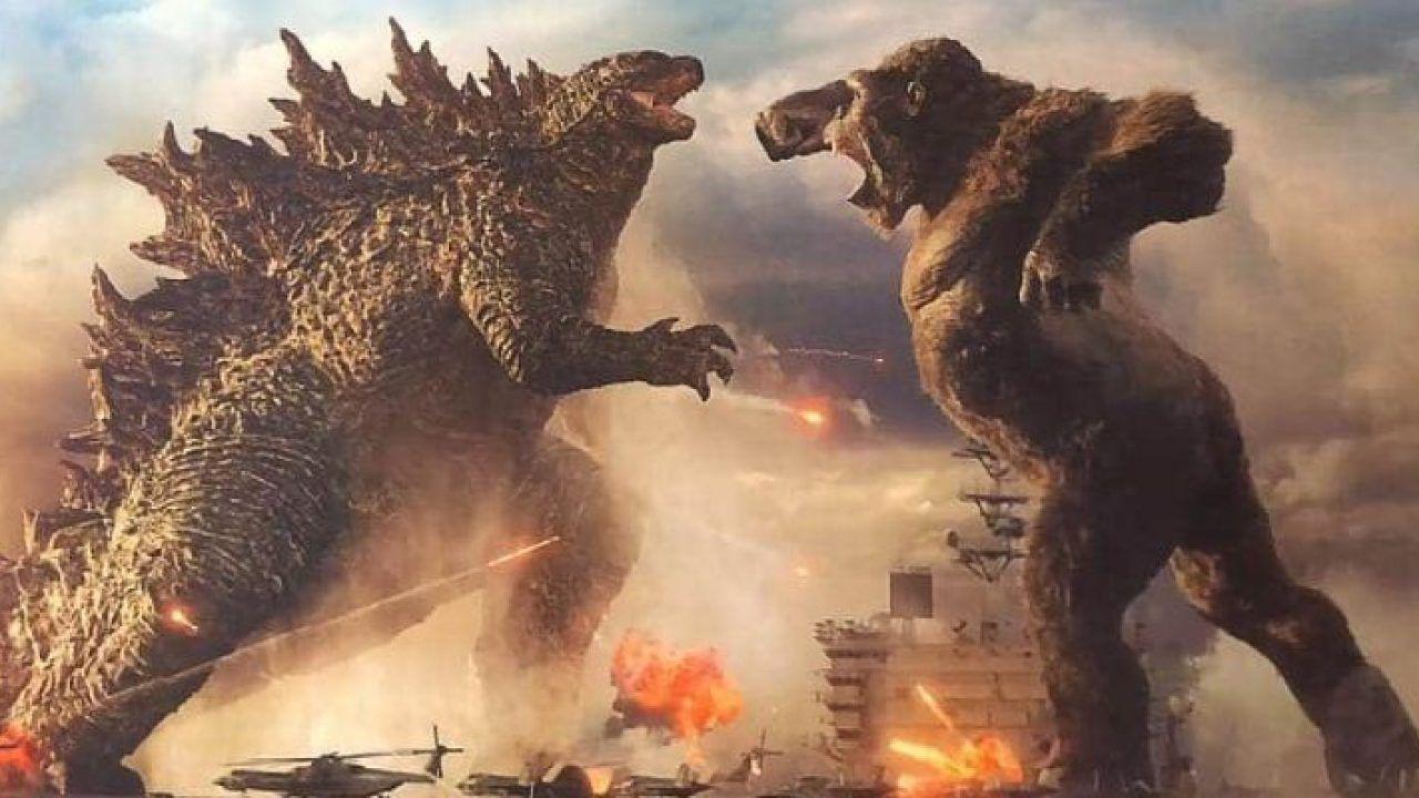 Godzilla vs Kong, Warner anticipa il film del MonsterVerse: ecco la nuova data di uscita