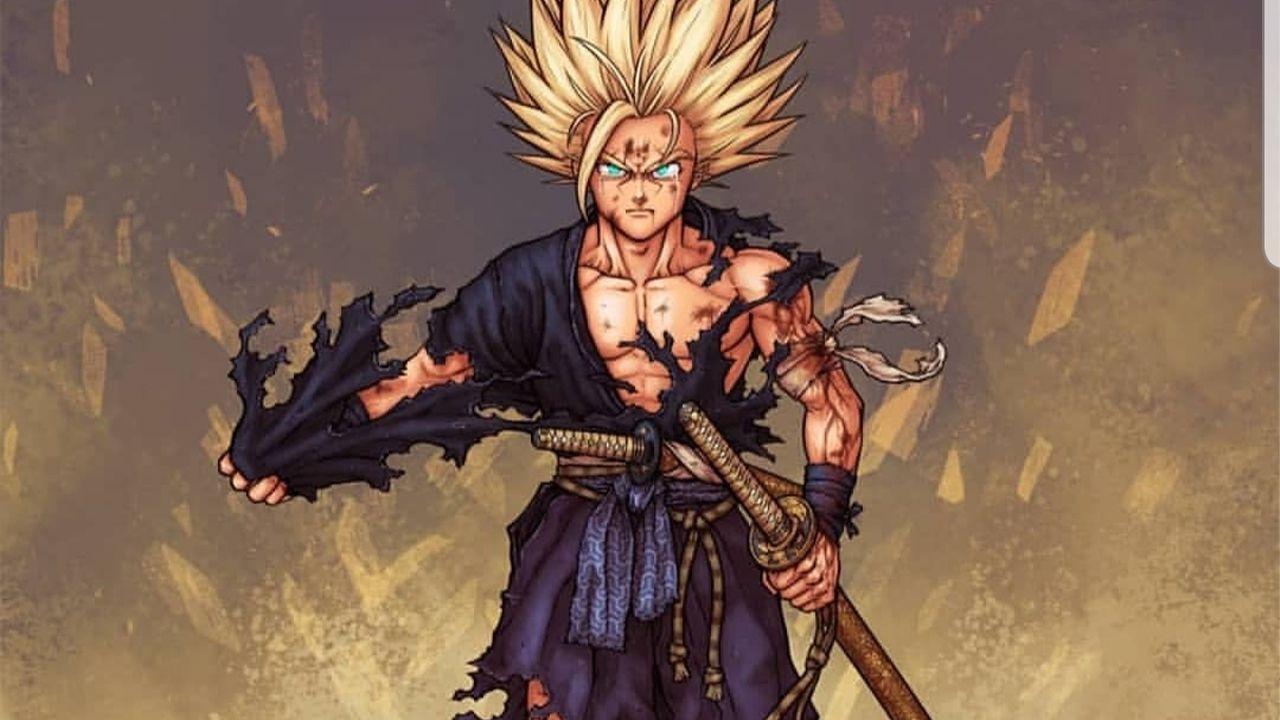Gohan samurai diventa realtà: ecco la nuova statuetta di Dragon Ball Z