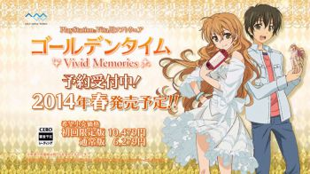 Golden Time: Vivid Memories, data di uscita e nuovo trailer