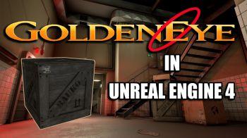 GoldenEye 007 ricreato con l'Unreal Engine 4