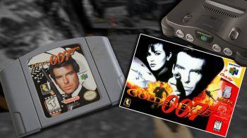 GoldenEye 007: Shigeru Miyamoto suggerì vari cambiamenti a Rare
