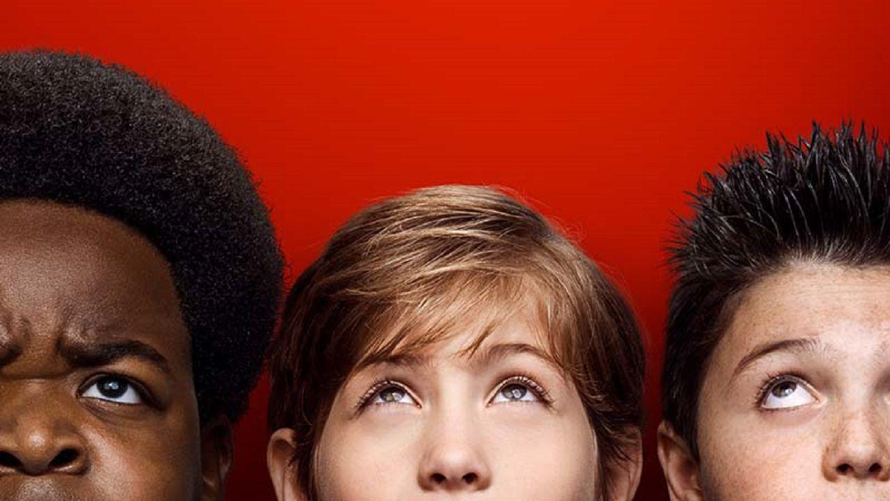 Good Boys, Jacob Tremblay nel primo poster della commedia rated R prodotta da Seth Rogen