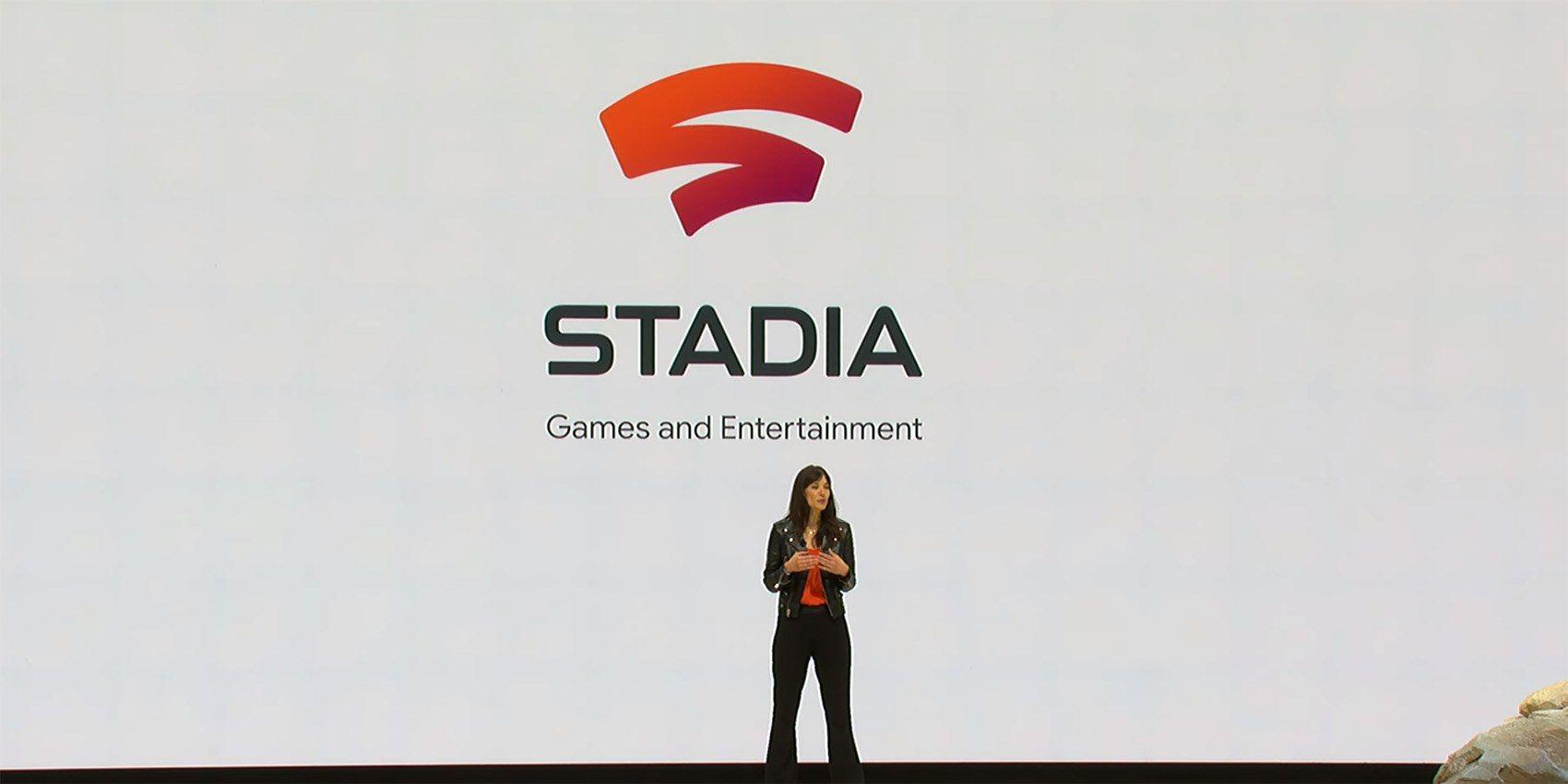 Risultati immagini per stadia games and entertainment