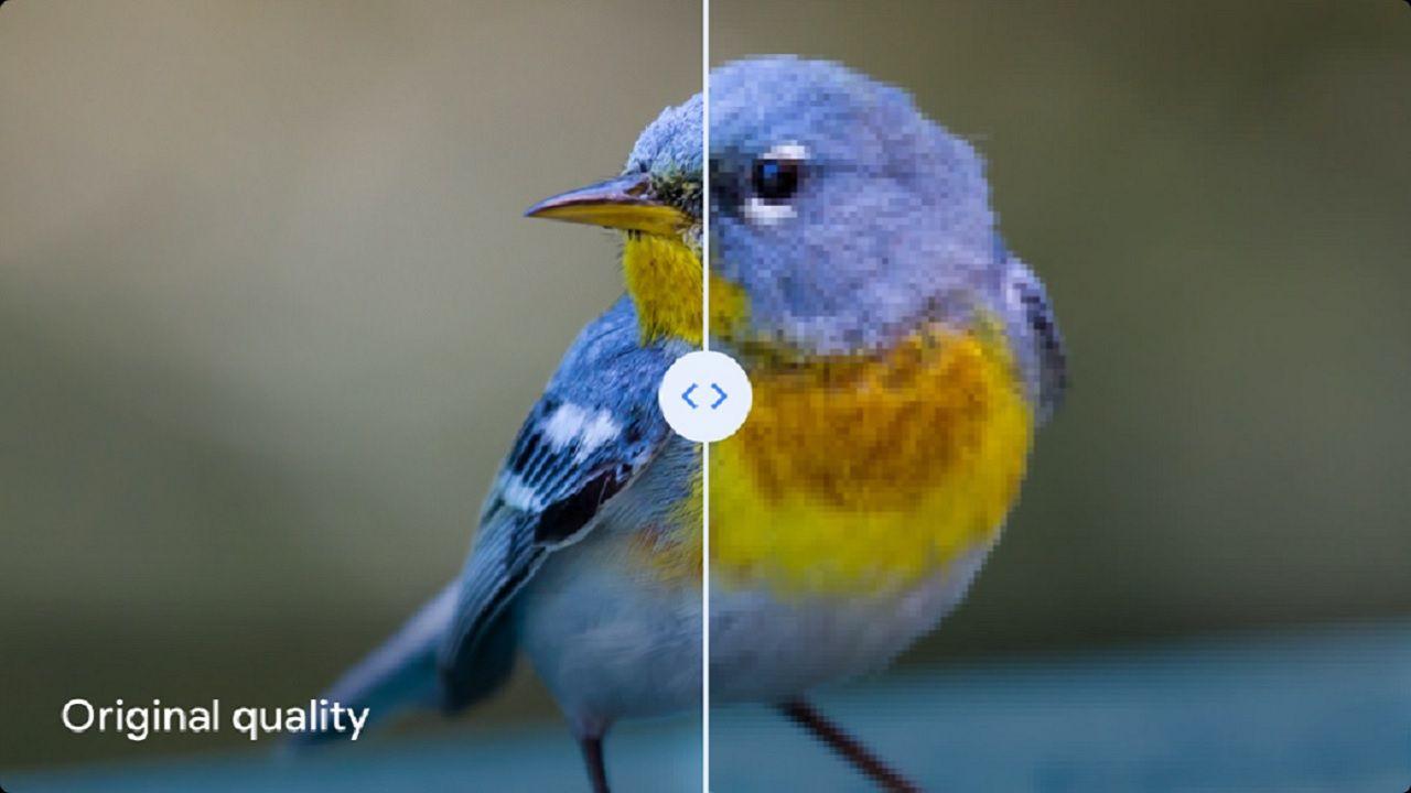 Google avverte gli utenti: non usate questa compressione delle immagini