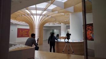 Google inaugura il suo futuristico Google Pop-Up Store di New York