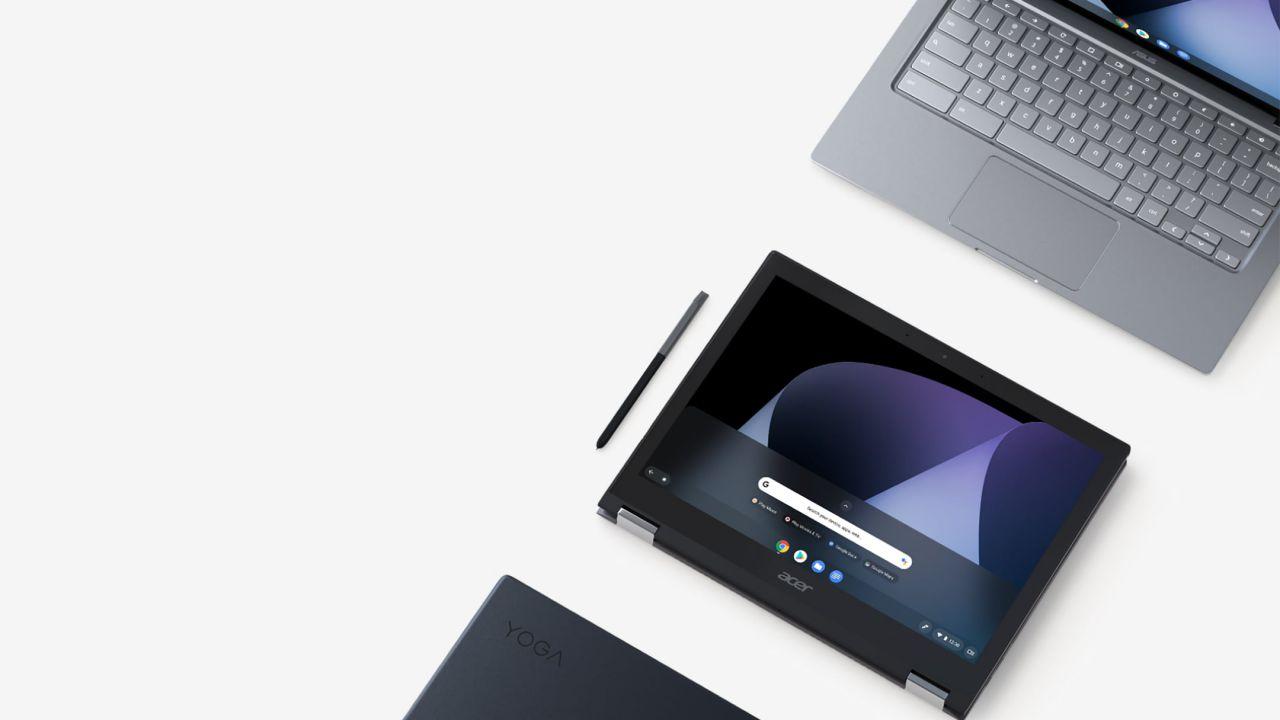 Google lancia in Italia il Chromebook Shop: disponibili tanti nuovi modelli